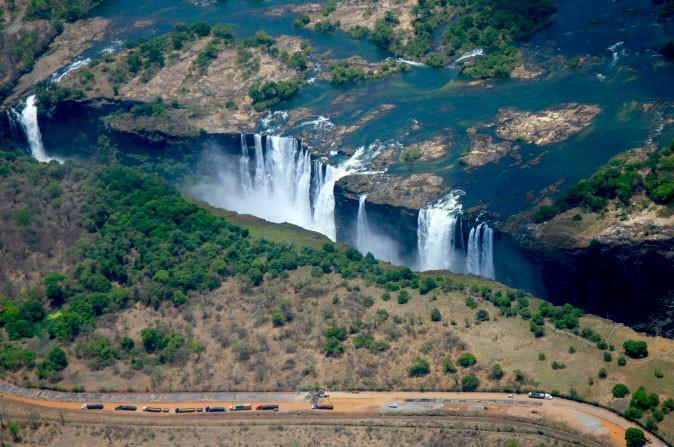 Zimbabwe tourism on the rebound
