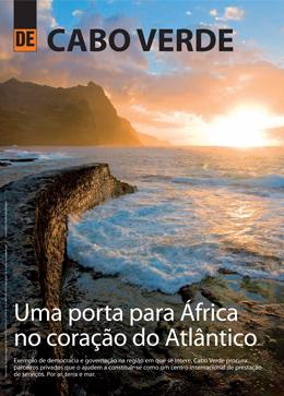 Uma porta para Africa no coração do Atlântico