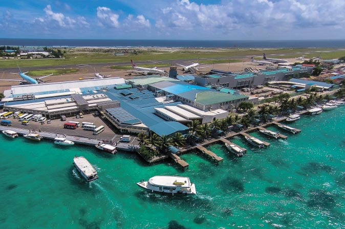 airport maldives Visit us for information about how to get to laamu our hotel representatives will meet you at the airport and provide you with a scenic journey to the resort.