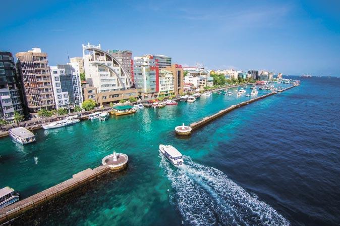 Transformative mega projects fuel Maldives' future