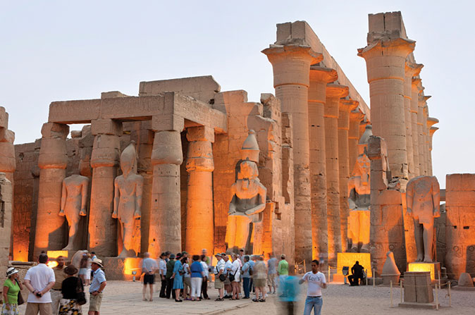 Egypt looks forward to more Chinese tourism