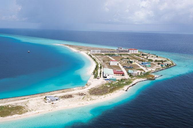 Gulhifalhu: The Maldives' rising industrial hub