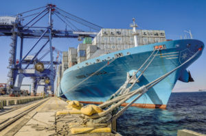 Aqaba's port stands out as model public-private partnership
