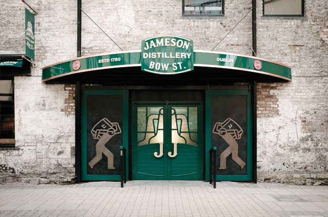 Re-opened Jameson Distillery part of plan to triple whiskey tourists