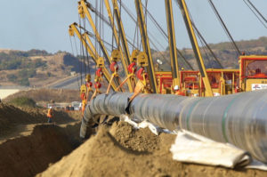 Gas pipelines turned on full throttle towards Europe