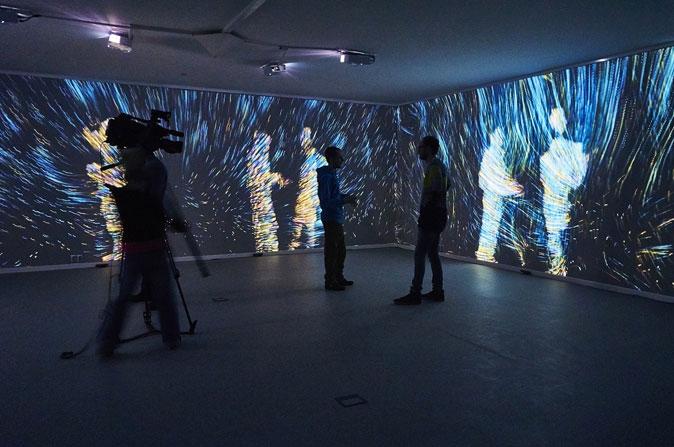 Start-ups, audiovisual media, internet: a new era