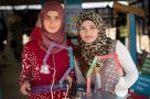 Entrepreneurial spirit lives on in the world's largest Syrian refugee camp
