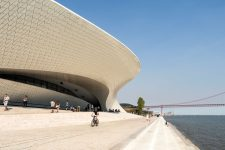 Lisbon, a city that moves and grows