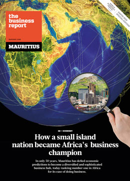 How a small island nation became Africa's business champion