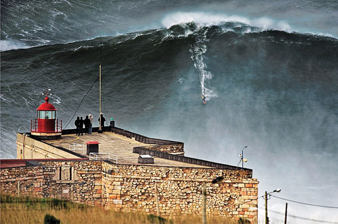 The economic power of surf
