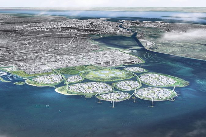 Artificial islands will make Copenhagen the European Silicon Valley
