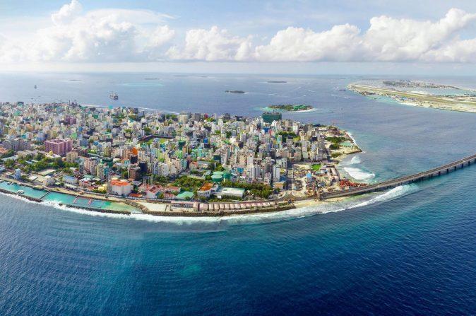 When an island needs to grow
