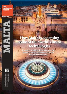 How Malta is charming some of the world's finest technologies