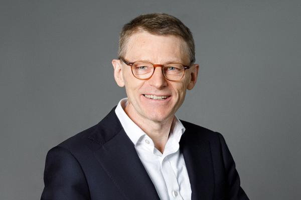 Dominique Mégret, Head of Swisscom Ventures ©Swisscom ventures